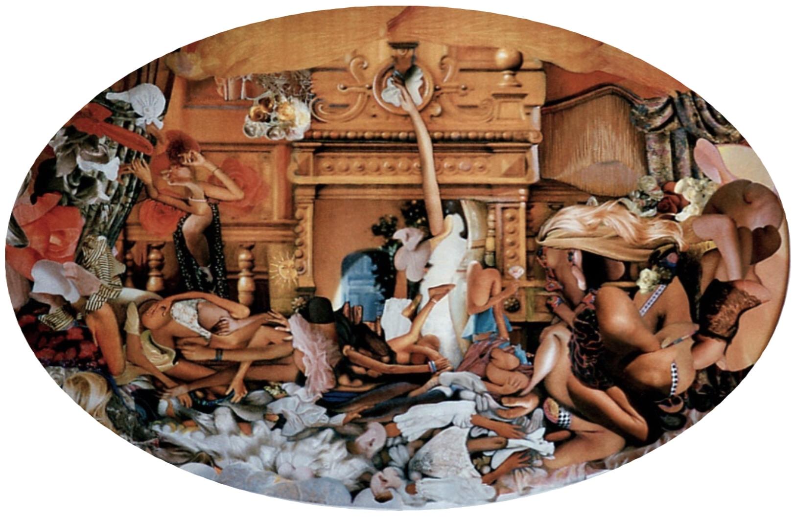 Le bain (80 x 54) Collection particulière
