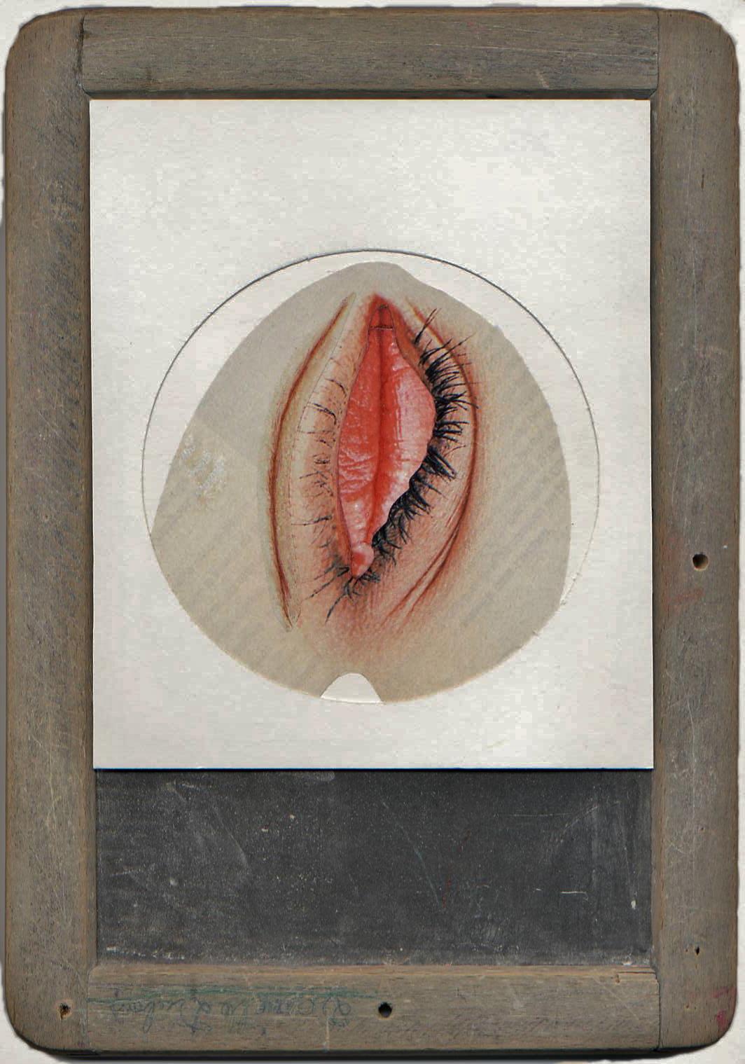 Orifices (28 x 18) Collection particulière