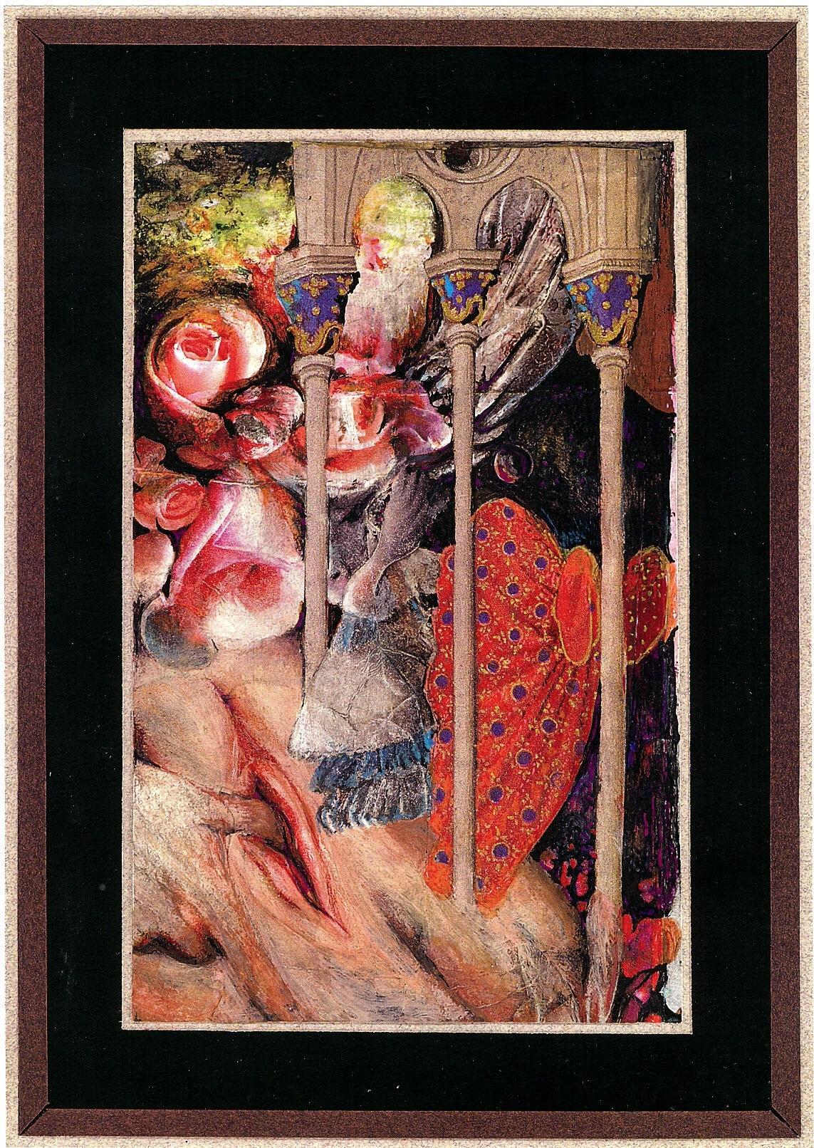Vicarus (10.4 x 16) Collection particulière